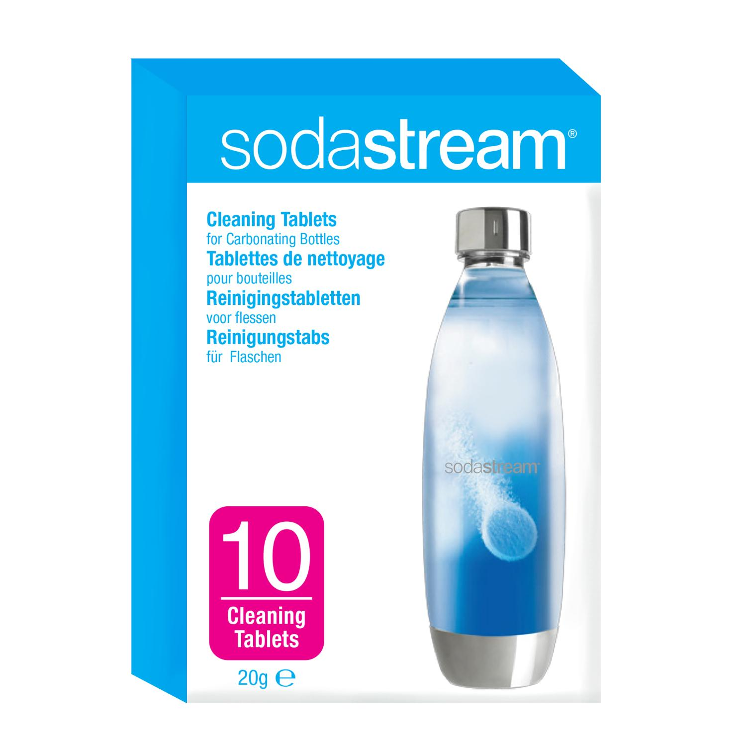 SodaStream - Reinigingstabletten - Cleaning Tablets