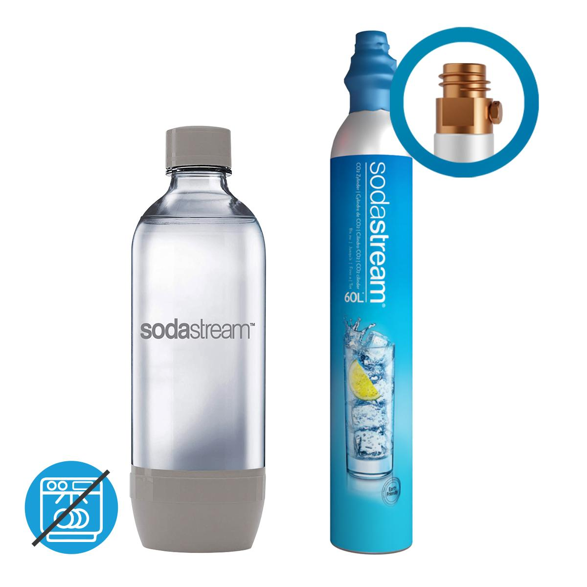 SodaStream - CO2 cilinder / Flessen - \