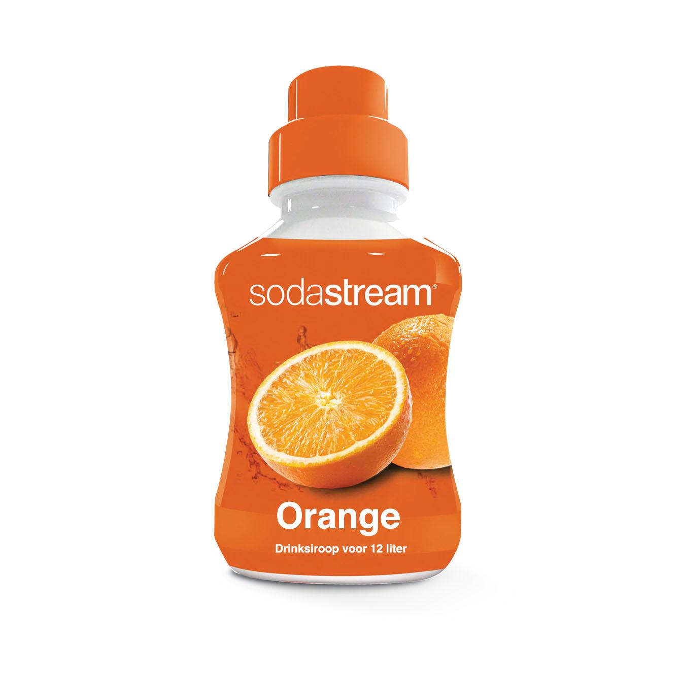 SodaStream - Sodamix - Orange